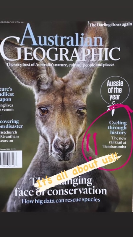 Aust Geo front cover
